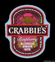 Crabbie's Raspberry Beer