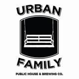 Urban Family Citron Noir beer Label Full Size