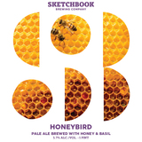 Sketchbook Honey Bird beer