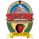 Spire Mountain Dark & Dry Cider beer