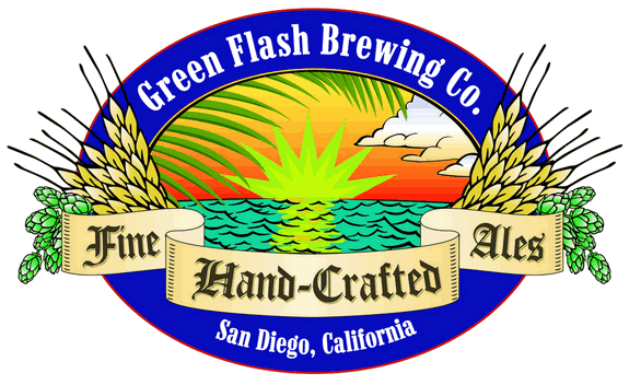 Green Flash Pumpkin Ale beer Label Full Size