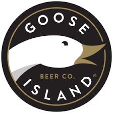 Goose Island Goose IPA beer Label Full Size