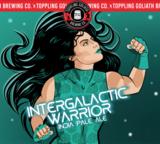 Toppling Goliath Intergalactic Warrior beer