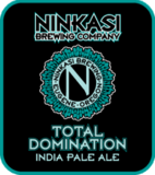 Ninkasi Total Domination IPA Beer