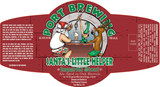 Port Santa's Little Helper Bourbon Barrel beer
