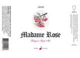 Goose Island Madame Rose beer