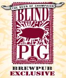 Blind Pig Belgian Golden Strong beer