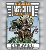 Half Acre Double Daisy Cutter Beer