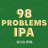 Perrin 98 Problems IPA beer