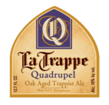 La Trappe Quadrupel Oak Aged Beer