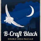 Arcadia B-Craft Black Double IPA beer