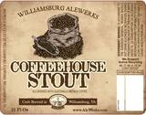 AleWerks Coffeehouse Stout Beer