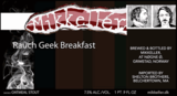 Mikkeller Rauch Geek Breakfast Beer