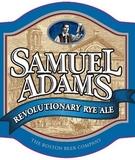Sam Adams Revolutionary Rye Ale beer