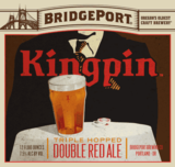 Bridgeport Kingpin Double Red Ale Beer