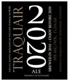 Traquair 2020 beer