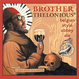 North Coast Brother Thelonious beer