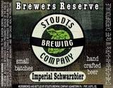 Stoudt's Imperial Schwarzbier Beer