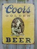 Coors Original Stubby Beer