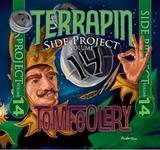Terrapin Tomfoolery Black Saison Beer