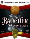Wolverine Raucher beer