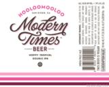 Modern Times Hooloomooloo beer