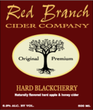 Red Branch Hard Black Cherry Beer