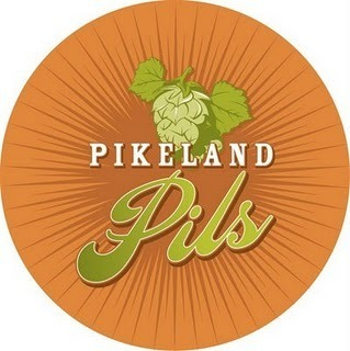 Sly Fox Pikeland Pils beer Label Full Size