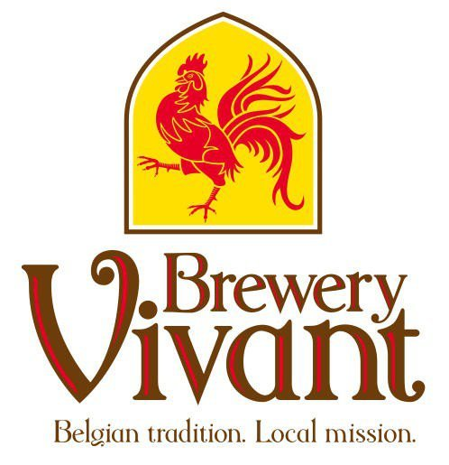 Brewery Vivant Tropical Saison beer Label Full Size