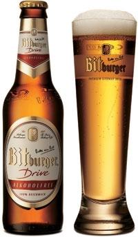 Bitburger Drive beer Label Full Size