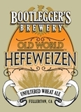 Bootlegger's Old World Hefeweizen Beer