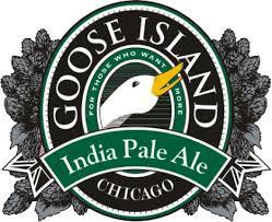 Goose Island IPA beer Label Full Size
