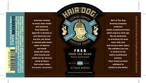 Hair of the Dog Fred Beer