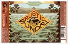 Birds Fly South Rustic Sunday Beer