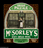 McSorley's Irish Pale Ale beer