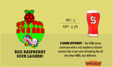 SingleCut Kim Red Raspberry Beer