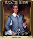 Dogfish Head Black and Blue Beer