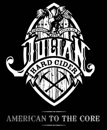Julian Hard Cider beer Label Full Size