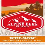 Alpine Beer Company Nelson beer
