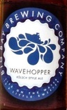 Big Bay Wavehopper beer