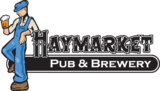 Haymarket Six Point Star Golden American Lager beer