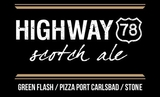Stone Highway 78 beer