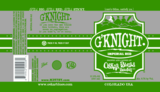 Oskar Blues G'Knight beer