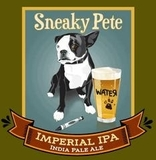 Laughing Dog Sneaky Pete Imperial IPA Beer