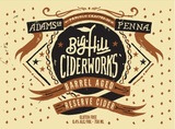 Big Hill Barrel Aged Reserve Cider Beer