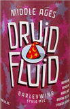 Middle Ages Druid Fluid 2007 beer