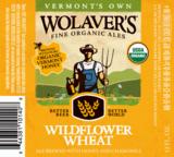 Wolaver's Wildflower Wheat beer