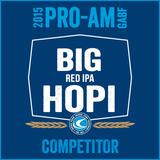 Confluence Big Hopi Red IPA beer