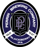 Perrin Blackberry IPA Beer