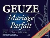 Boon Oude Geuze Mariage Parfait Beer